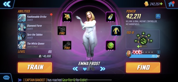 Emma Frost - MSF