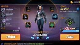 Jessica Jones - Läkare Utan Gränser