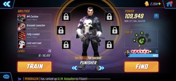 MSF - Punisher