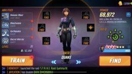 Quake - MSF