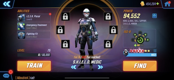 SHIELD Medic - MSF
