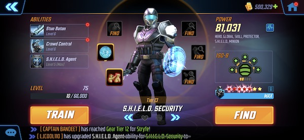 SHIELD Security - MSF