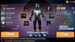 Людина-павук (симбіот) - MSF