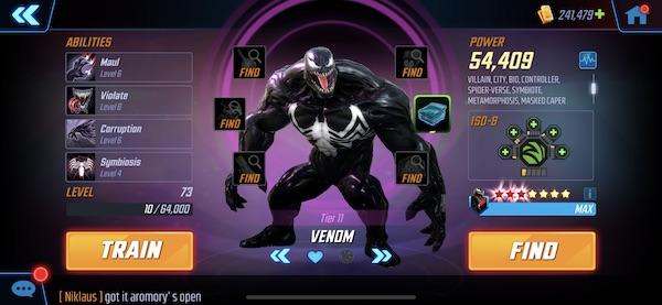 Venom - MSF
