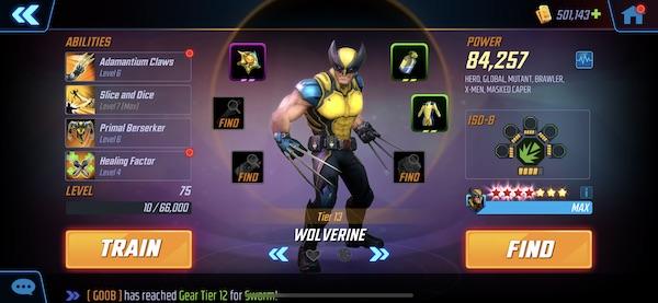 Wolverine - MSF