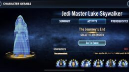 Jedi-mester Luke Skywalker