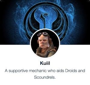 Kuiil - SWGoH