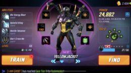Yellow Jacket - MSF