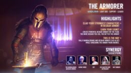 The Armorer - SWGoH