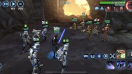 SWGoH - Territory Battles - GAS 501st