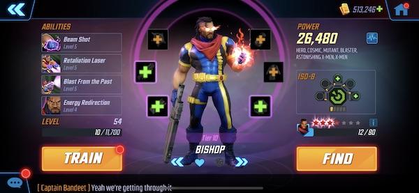 Єпископ - MSF