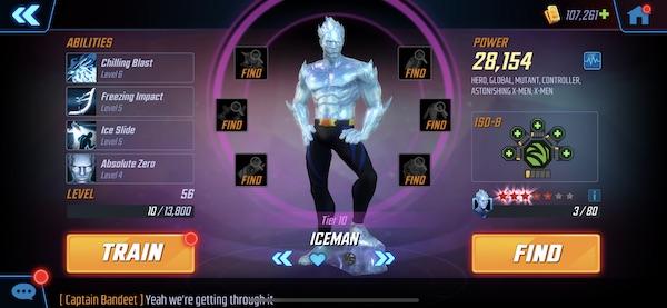 Iceman - MSF