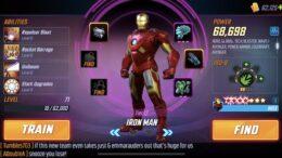 Iron Man - Læger uden Grænser