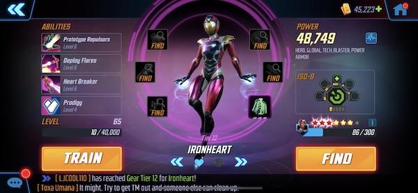 Ironheart - MSF