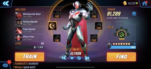 Ultron - MSF