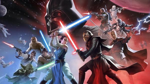 Galaxy di Heroes di Star Wars