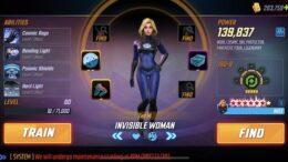 Usynlig kvinde