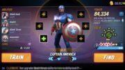 Captain America - MSF