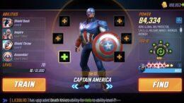 Kapetan Amerika - MSF