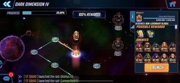 Dark Dimension 4 - Mission 4