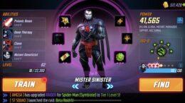 Mister Sinister - MSF