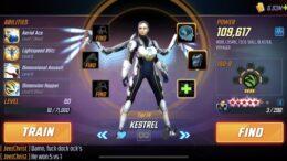 Kestrel - Marvel Strike Force