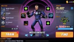 Mister Fantastic - Marvel Strike Force