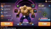 The Thing - Marvel Strike Force