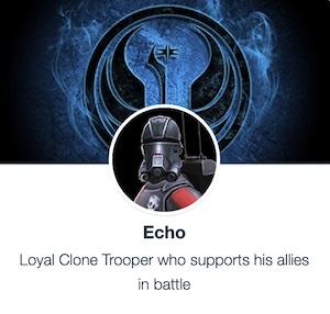 Echo - Batch difettoso - SWGoH