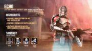 Echo - Clone Force 99 - SWGoH