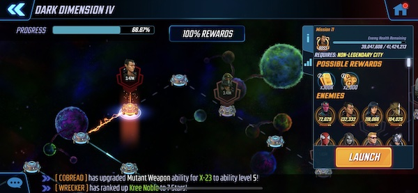 Dimensioni i Errët 4 - Misioni 11