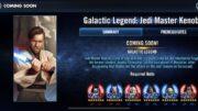 SWGoH - Galaktička legenda Kenobi