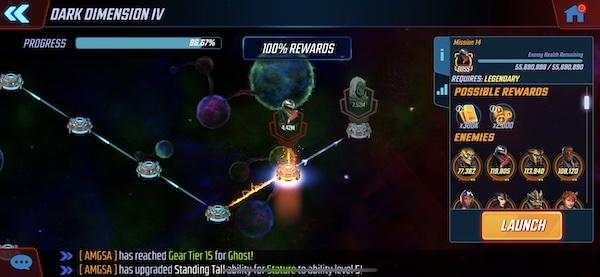 Dark Dimension 4 - Mission 14