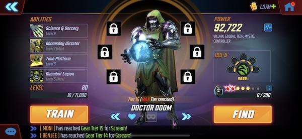 Доктор Дум - MSF