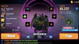 Green Goblin - MSF