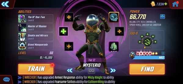Mysterio - MSF
