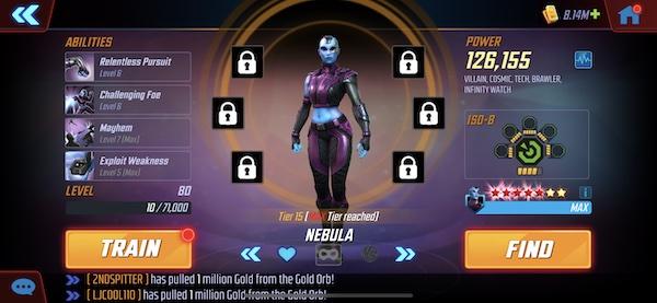 Nebulosa - MSF