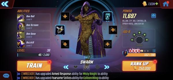 Swarm - MSF