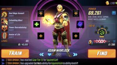 Adam Warlock - MSF