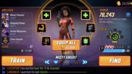 Misty Knight - MSF