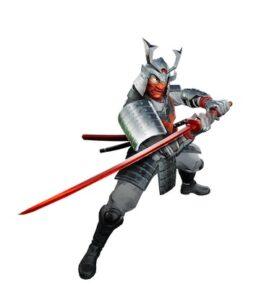 Silver Samurai - MSF
