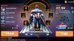 Капітан Америка Сем - MSF